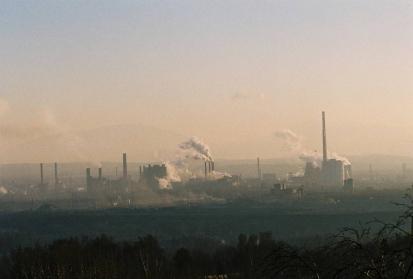 20050111 - Nova - hut - Ostrava